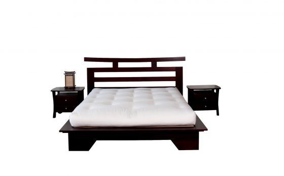AMINA PLATFORM BED BASE