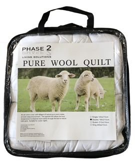 Pure Wool Quilt