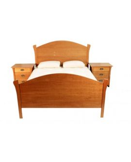 Archie King Bed Base
