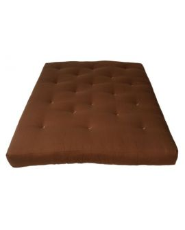 DOUBLE LATEX SUMO WOOL FUTON MATTRESS