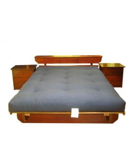 MID-SET FUTON BASE