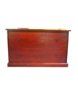 MID-SET LOWLINE CHEST OF DRAWS